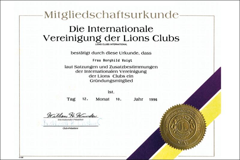 Lions Club Eisenberg